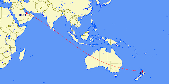 The 10 Longest Nonstop Flights in the World | Airfarewatchdog Blog