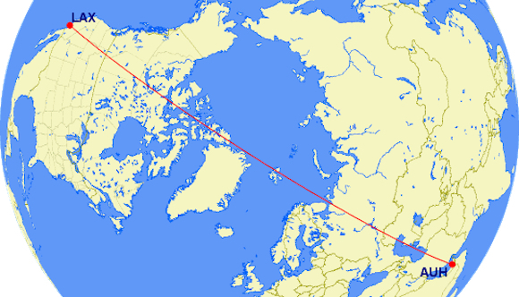 The 10 Longest Nonstop Flights in the World (2018 ...