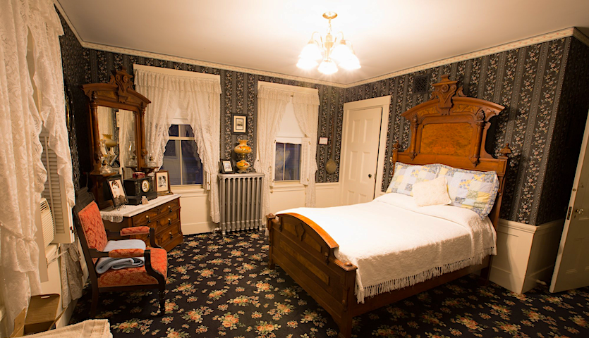 Lizzie Borden Bed and Breakfast Fall River