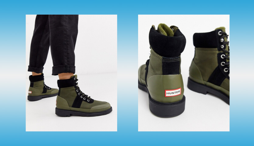 Hunter-nsulated-Hiker-Boots