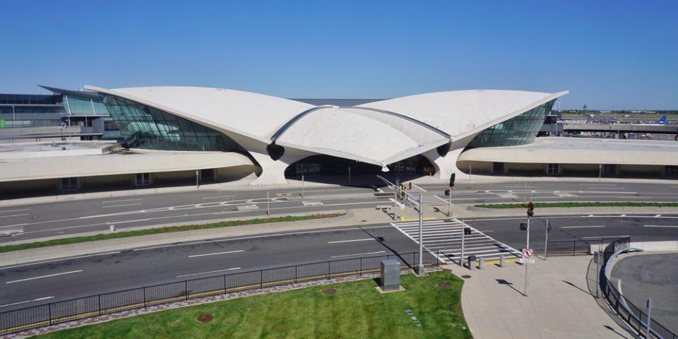 JFK Airport in New York City, NY