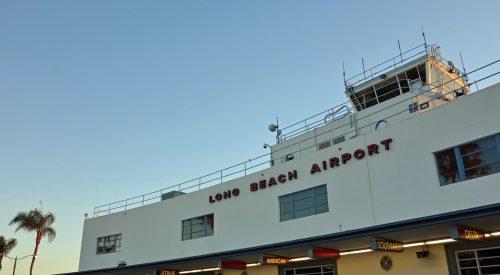 Long Beach Airport LGB
