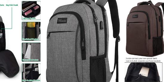 Matein Waterproof Backpack Travel