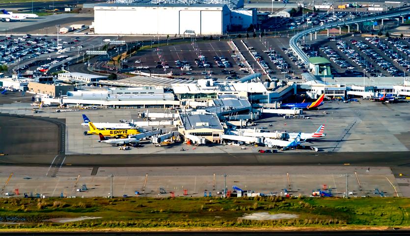 Oakland airport OAK
