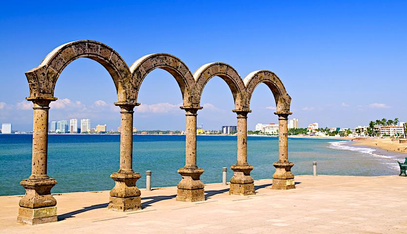 Puerto Vallarta Arcos Mexico