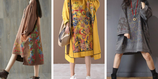 casual-loose-funky-dresses