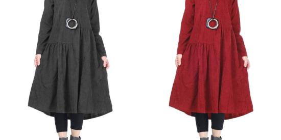winter-dress-curdoroy