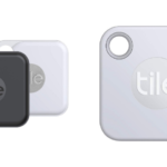 Tile Bluetooth luggage tracker