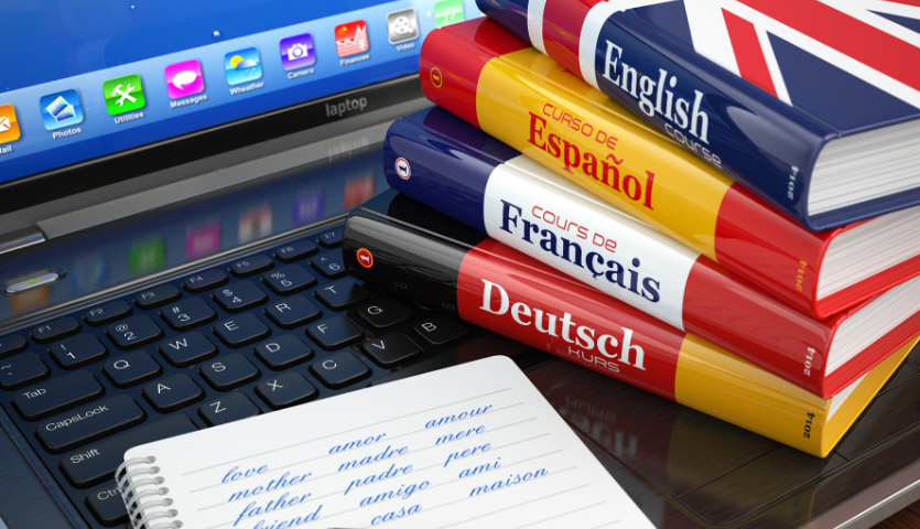e-learning languages online